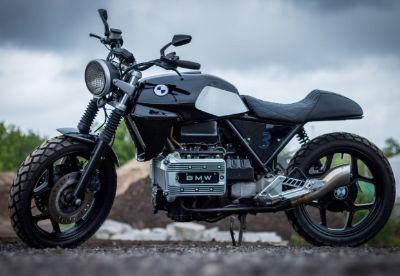 1988 BMW K 75 T