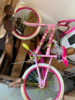 Huffy girls bike