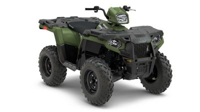 2018 Polaris Sportsman 570 EPS Utility ATVs Eastland, TX