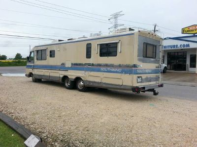 trade my motorhome for your live aboard sailboat
