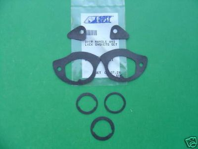 Sell 1967-1968-1969 PONTIAC FIREBIRD DOOR HANDLE GASKET-SOFF SEAL-USA motorcycle in Ross, Ohio, US, for US $6.99