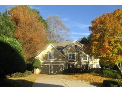 4 Bed 3.5 Bath Preforeclosure Property in Duluth, GA 30097 - Winding Bridge Way