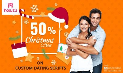 Hot deal of the week | Create an own dating app - 50% Offer