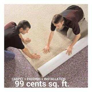 Carpet Cleaning and Installation