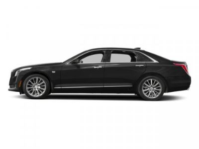2016 Cadillac CT6 Sedan Premium Luxury AWD (Black Raven)