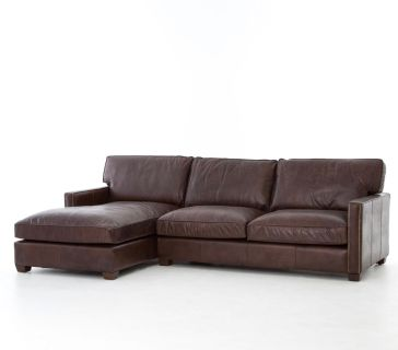 ISO leather couch like this one!
