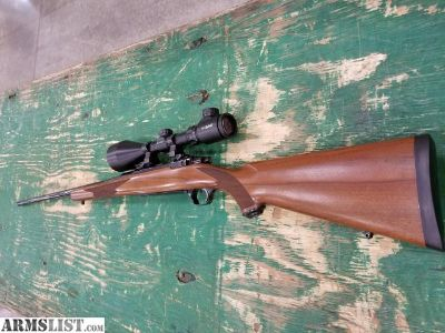 For Sale/Trade: Ruger m77 mkII 7mm bolt action