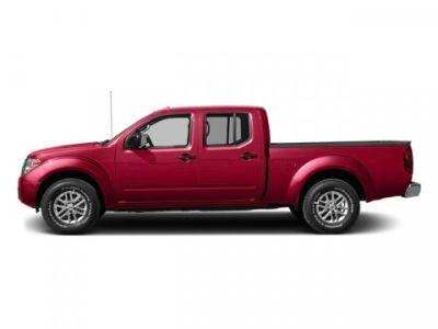 2014 Nissan Frontier SE V6 (Lava Red)