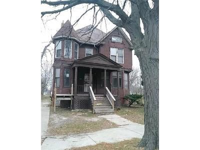 4 Bed 1 Bath Foreclosure Property in Detroit, MI 48202 - Rosedale Ct