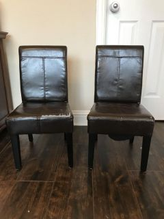 Two Kid Chairs FREE