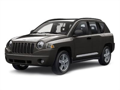 2010 Jeep Compass Sport (Bright Silver Metallic)