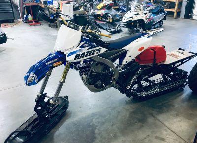 2017 Yamaha YZ450F Motocross Off Road Motorcycles Barre, MA