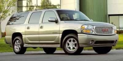 2003 GMC Yukon XL Denali (Onyx Black)
