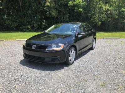 2011 Volkswagen Jetta TDI (Black)