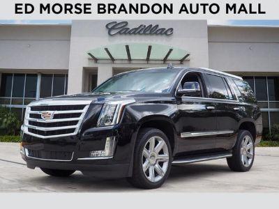 2016 Cadillac Escalade Premium (Black Raven)