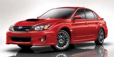 2012 Subaru Impreza WRX Limited (Satin White Pearl)
