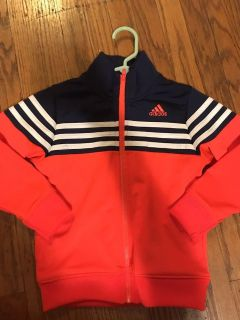 Adidas sz 4 jacket worn once
