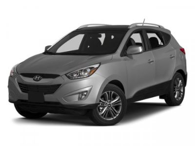 2014 Hyundai Tucson Limited (Kona Bronze)