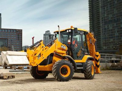 2017 JCB 3CX COMPACT BACKHOES