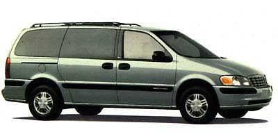 1999 Chevrolet Venture LS (Medium Redfire Metallic)