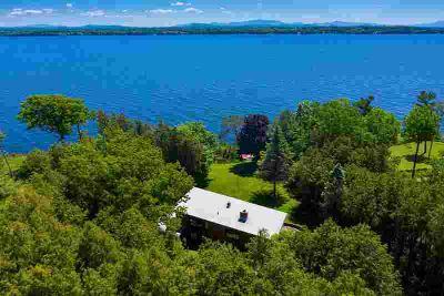 16 Gravelly Point Drive PLATTSBURGH Three BR, Unique Lake Front