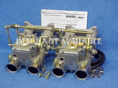 Find RARE Toyota 4AGE RACING 48mm large port Weber Dual 48DCOE Carburetor kit K799-48 motorcycle in Atlanta, Georgia, United States, for US $1,965.00