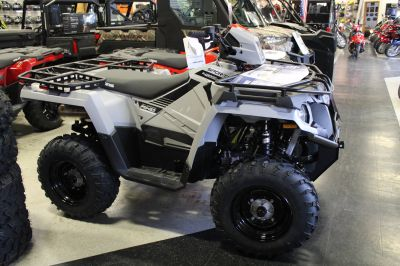 2019 Polaris Sportsman 450 H.O. Utility Edition Utility ATVs Adams, MA