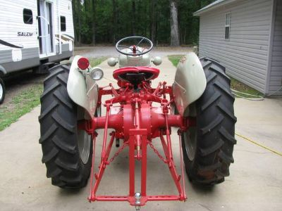 1955 Ford Tractor-Model 601