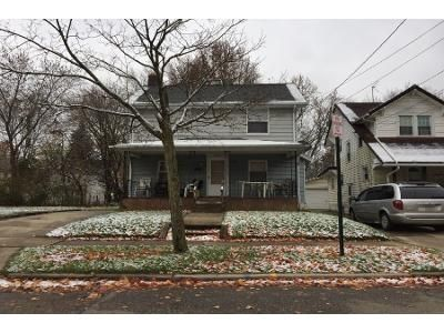 3 Bed 1 Bath Preforeclosure Property in Akron, OH 44320 - Whittier Ave
