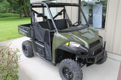 2019 Polaris Ranger XP 900 EPS Side x Side Utility Vehicles Adams, MA
