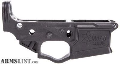 For Sale: HOLIDAY BLOWOUT!!! ATI OMNI HYBRID AR15 STRIPPED POLYMER LOWER RECEIVER