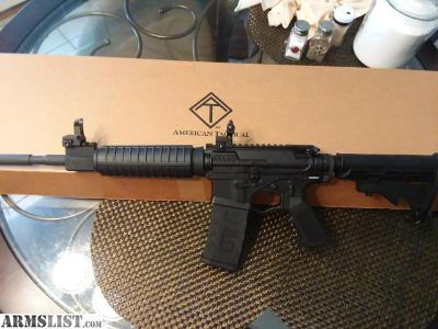 For Sale: ATI-TACTICAL AR15