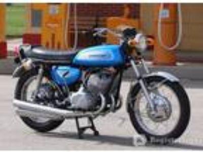 1971, Kawasaki, H1