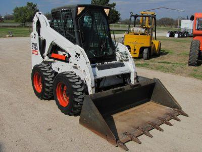 2010 Bobcat S185 A/C-Heat - EQP
