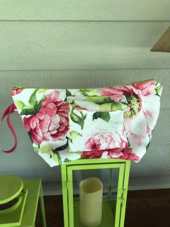 Knitting Project Bag $34.99 Handmade Just Made Never Used