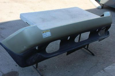 Find 2000 2004 2005 2006 2003 00 01 02 03 04 05 06 BMW X5 REAR BUMPER OEM GREEN E53 motorcycle in Sun Valley, California, US, for US $288.00