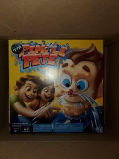 New pimple Pete game