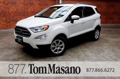 2018 Ford EcoSport SE 4WD (DIAMOND WHT)