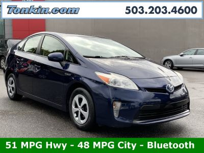 2012 Toyota Prius II (Nautical Blue Metallic)