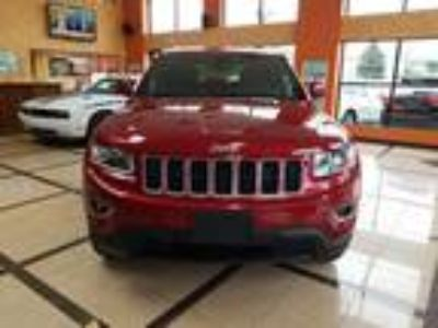 $27895.00 2015 Jeep Grand Cherokee with 34569 miles!