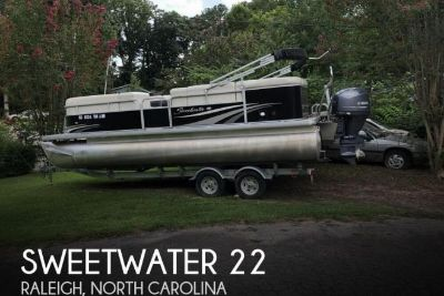 2012 Sweetwater SW 2286