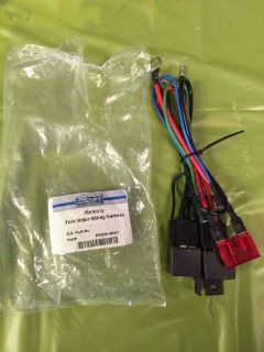 Purchase New WSM Mercury Trim Motor Wiring Harness with Relays - Convert 3 Wire to 2 Wire motorcycle in Scottsville, Kentucky, United States, for US $49.99