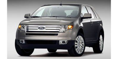 2008 Ford Edge SEL Plus (Black)