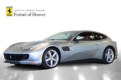 2018 Ferrari LUSSO T (Grigio Titanio Metallic)