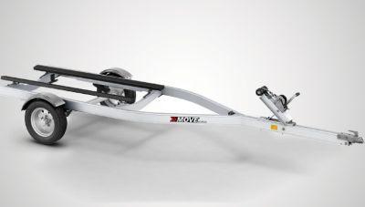 2017 Sea-Doo Move I 1250 Extended Aluminum Trailer PWC Boat Trailers Leesville, LA