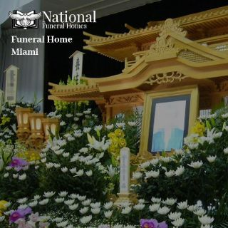 Funeral and Cremation Services at Low Prices in Miami, Starting from $395