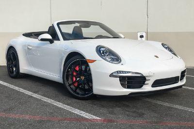 2012 Porsche 911 Carrera S (WHITE)