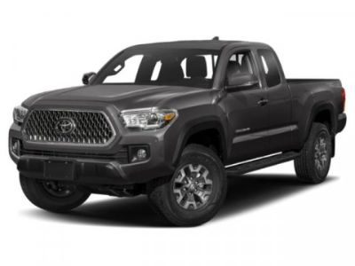 2019 Toyota Tacoma TRD Off Road (MAGNETIC GRAY)
