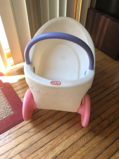 Little tikes doll buggy