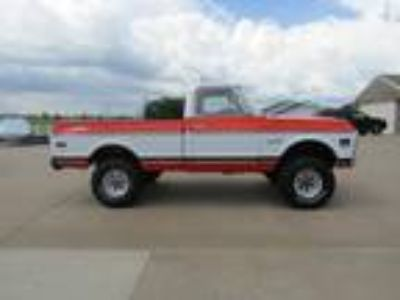 Used 1972 CHEVROLET CHEYENNE For Sale